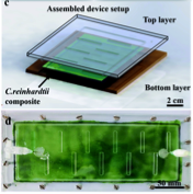 biohydrogen - chip photo